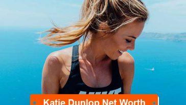 Katie Dunlop net worth