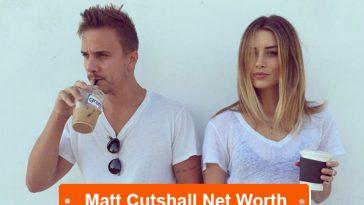 Matt Cutshall Net Worth