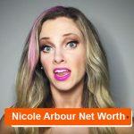 Nicole Arbour net worth