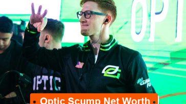 Optic Scump net worth