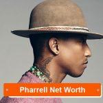 Pharrel Net Worth