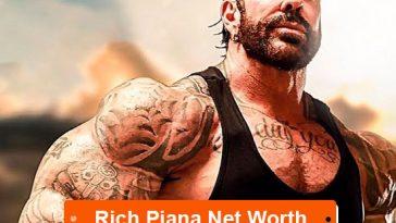 Rich Piana Net Worth