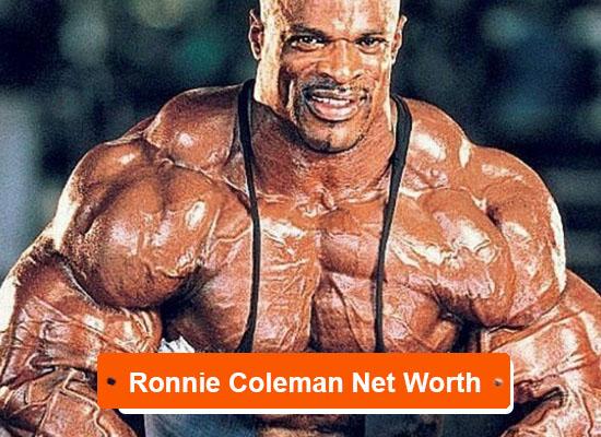 Ronnie Coleman net worth