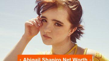 Abigail Shapiro Net Worth