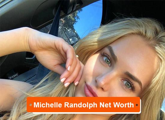 Michelle Randolph net worth