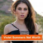 Violet Summers net worth